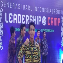 MAHASISWA PRODI SDA MENGIKUTI LEADERSHIP CAMP BANK INDONESIA